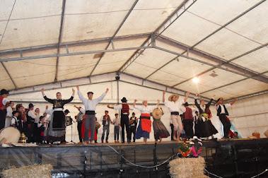 Festival em Cerdido - Espanha