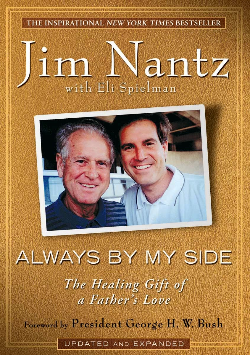 Enter to win the Jim Nantz book Always by my Side. Ends 6/17.