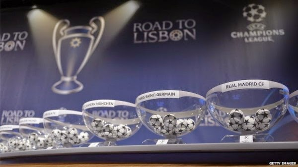 Champions League Semi-Finals Draw: Bayern Gets Real, Atletico Hosts Chelsea