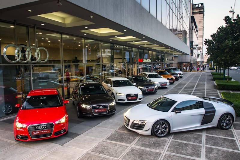 Audi Philippines Achieves Percent Sales Growth In - Audi sports car price list