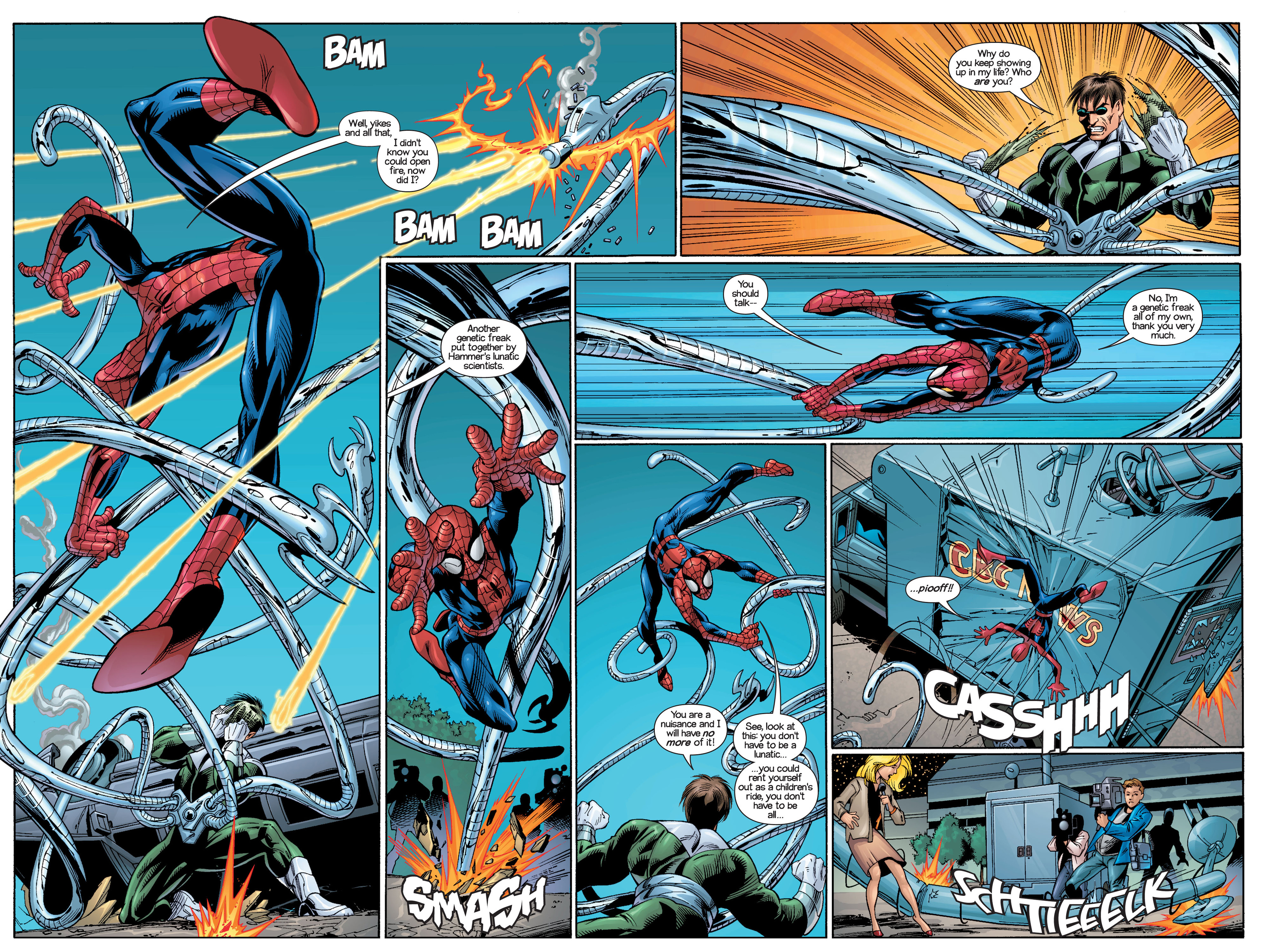 Ultimate Spider-Man (2000) Issue #20 #24 - English 9