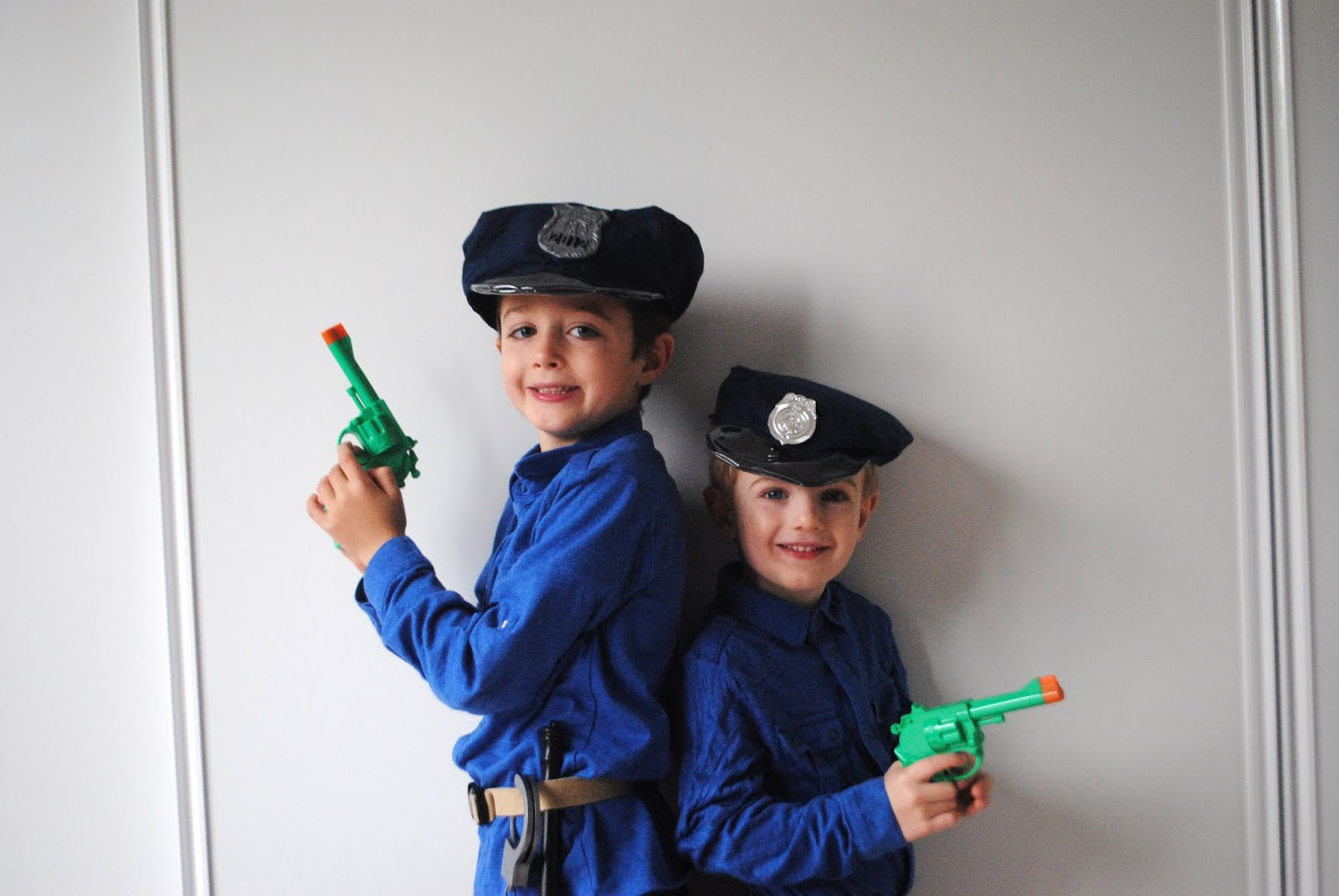 Printable Police Hat Pattern
