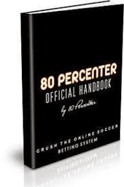 ebook 80 percenter