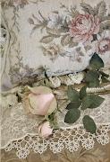 Roses & Pillow