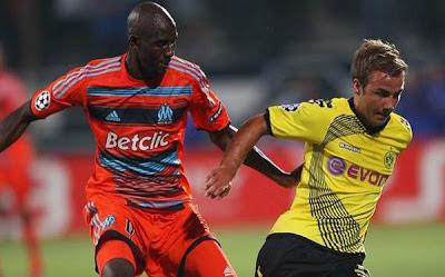 Marseille 3 - 0 Dortmund (1)