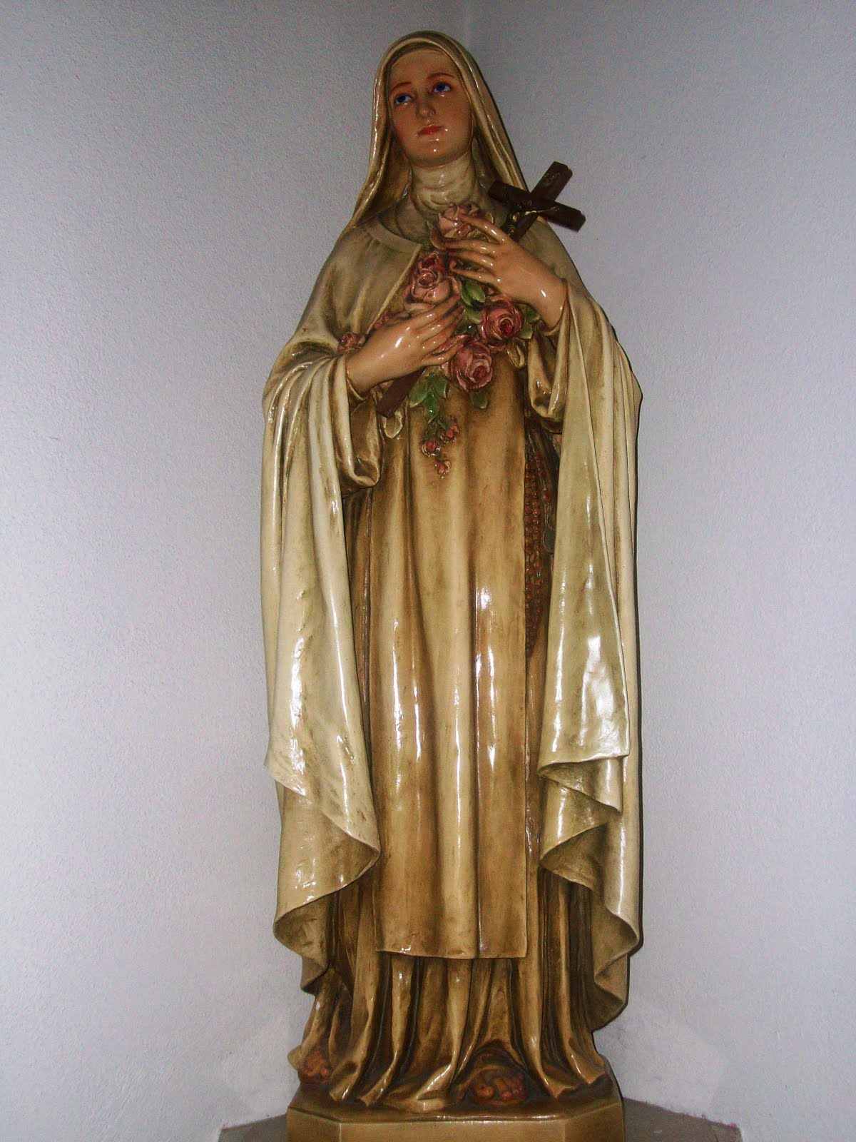 St Benedict s Blog Statues of St Benedict s