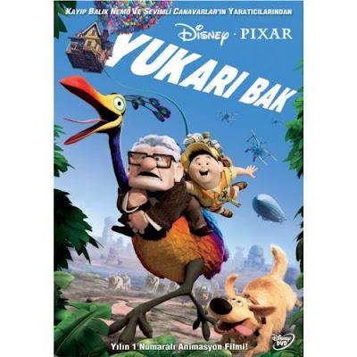 Up yukari bak animasyon filmi