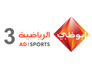 Abu Dhabi Sports 3 TV