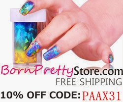 Discount code for Born Pretty Store