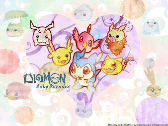 #6 Digimon Wallpaper