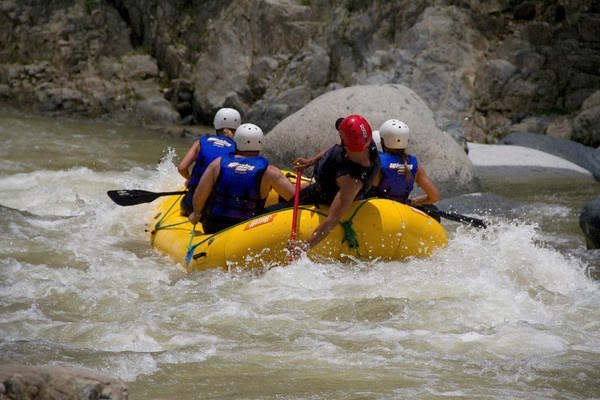 Rafting en republica dominicana