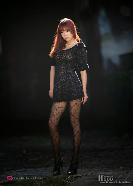 2 Han Soul outdoors - very cute asian girl-girlcute4u.blogspot.com