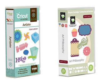 Exclusive Cricut Cartridges