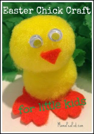 http://www.mamapeapod.com/2013/03/easter-craft-for-kids-fluffy-chicks.html