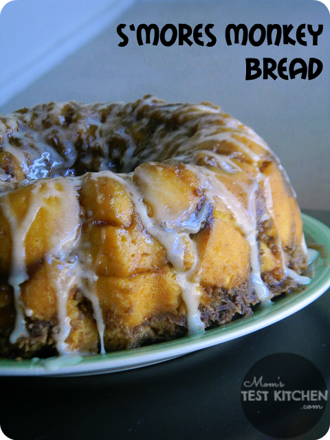 Mom's Test Kitchen: S'mores Monkey Bread