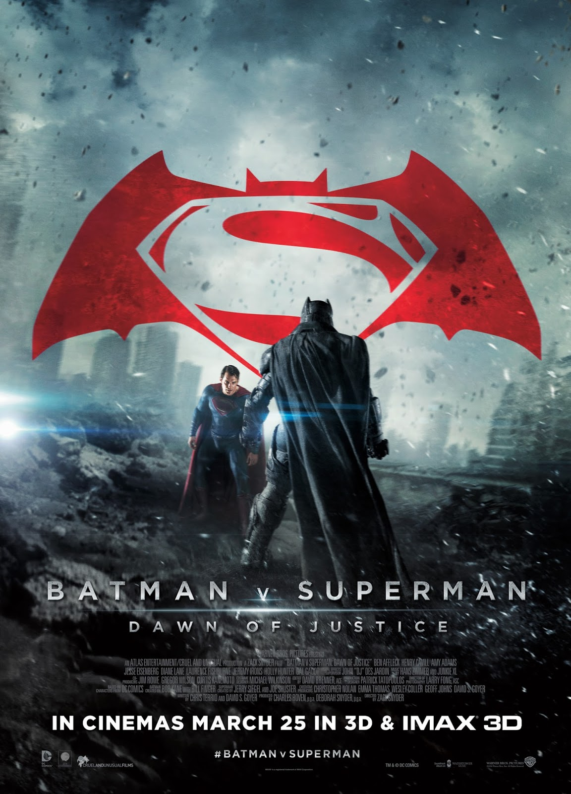 "Discusión: ""Batman v Superman: Dawn of Justice"" (con spoilers)"