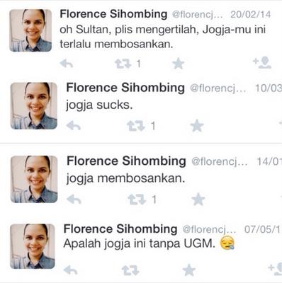 Florence Sihombing