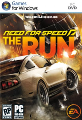 Need For Speed: The Run PC Cover