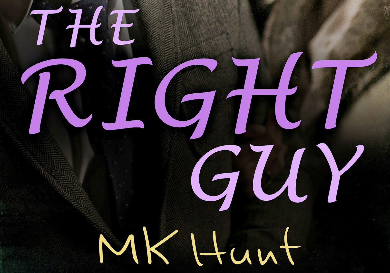 THE RIGHT GUY Book Tour & Giveaway