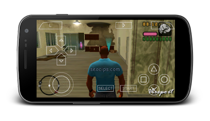 Siap memainkan PS2 / PSP di android