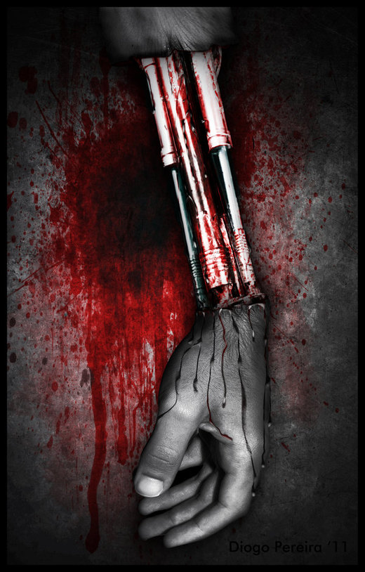Terminator Arm por SonicSyndrome