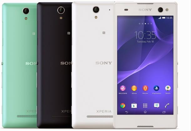 Terbaru Dari Sony Xperia C3 malay
