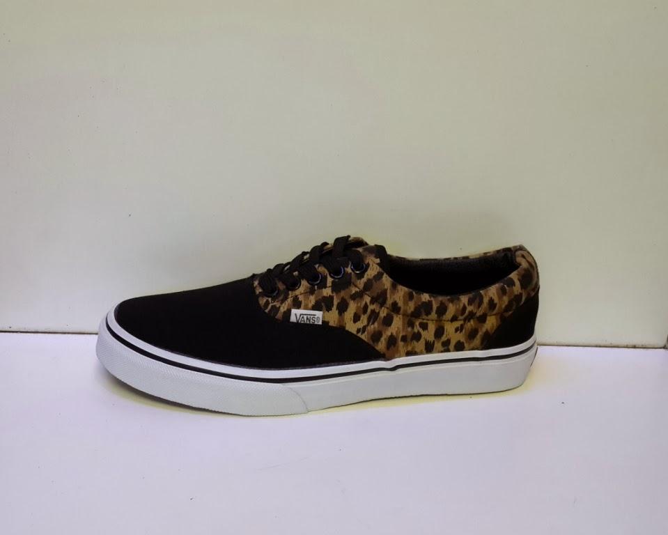 Sepatu Vans Leopard Era