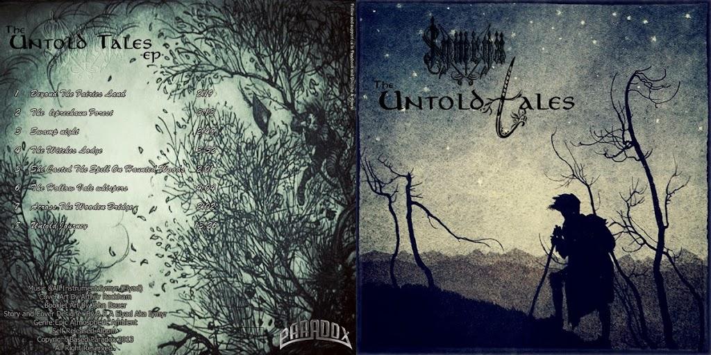 "Iymrya - ""The Untold Tales"" (EP 2013)"
