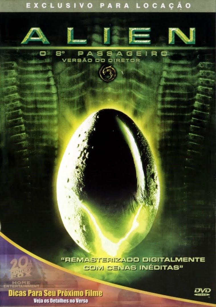Alien: O 8º Passageiro – Dublado (1979)