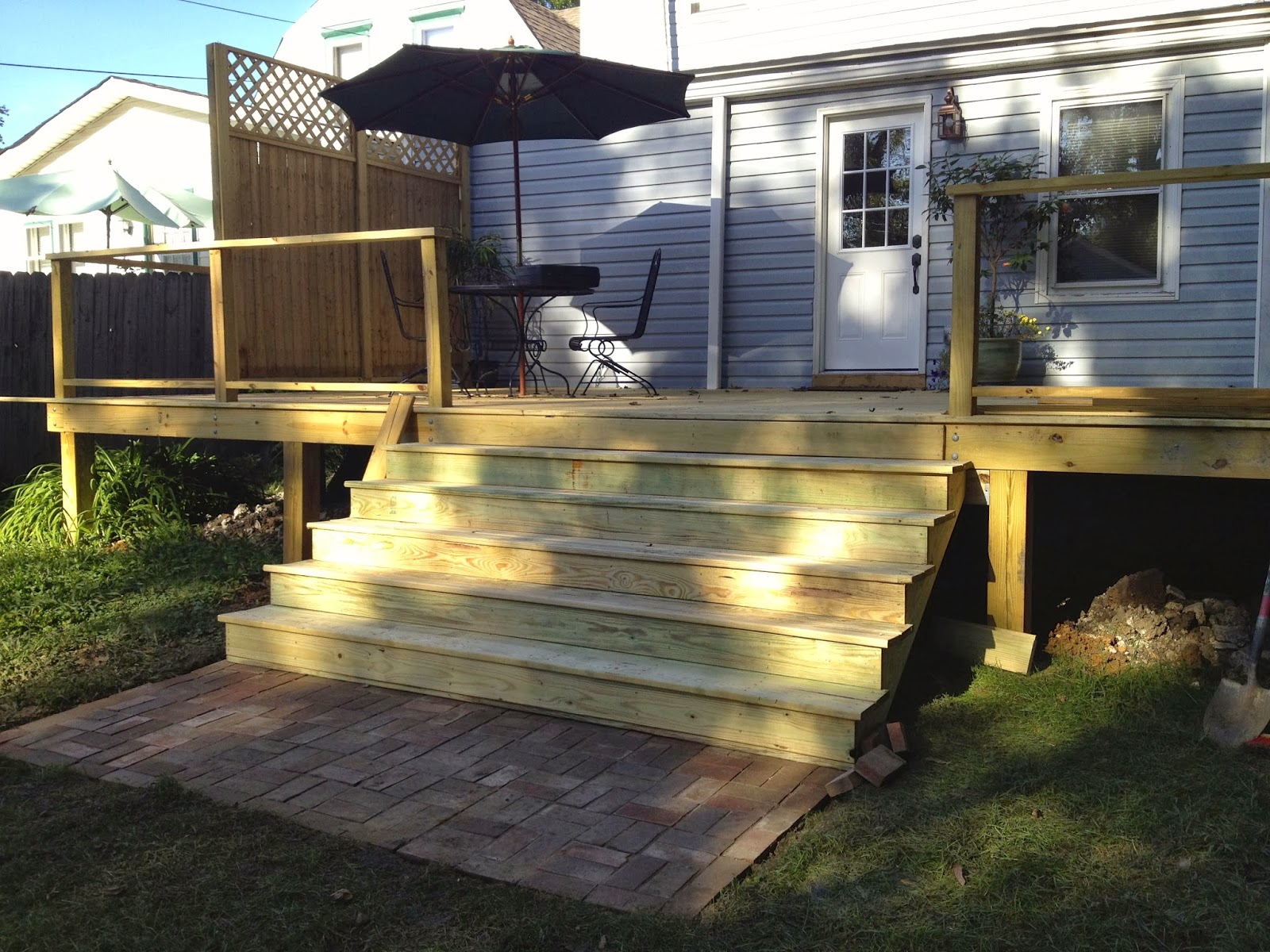 mel liza diy deck railings