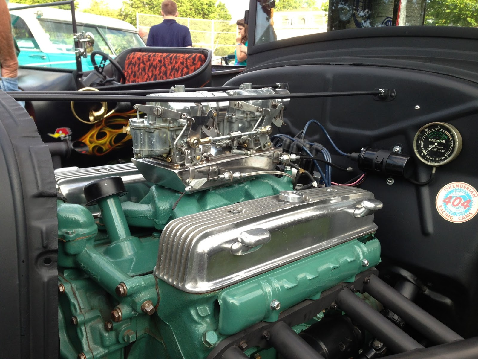 The Early Connection: Rat Rod Engines