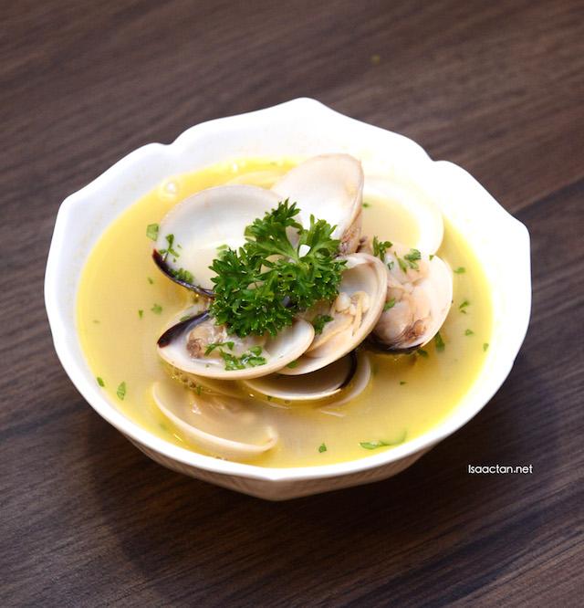Asari Butter Soup - RM11.90