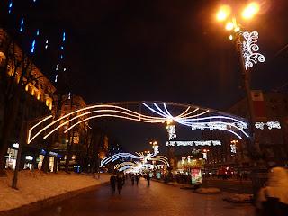 Киев, Крещатик