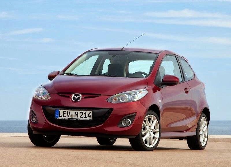 صور سيارة مازدا 2 Mazda 2 2011