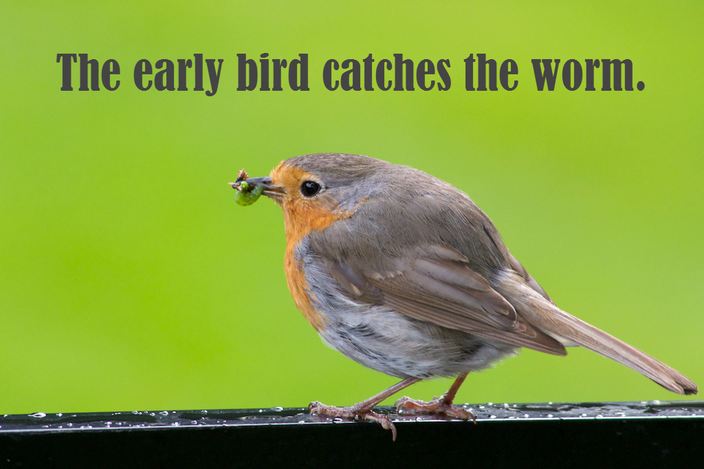 the early bird catches the worm School start times are becoming a hotly debated topic across the united states starting middle and high schools at 8:30 am would improve teen health.