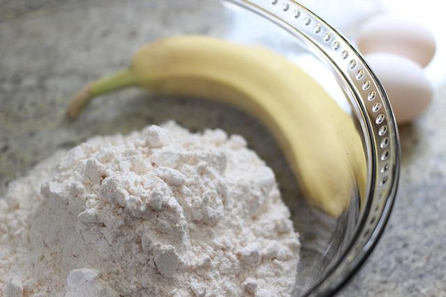 3 Ingredient Banana Cookies