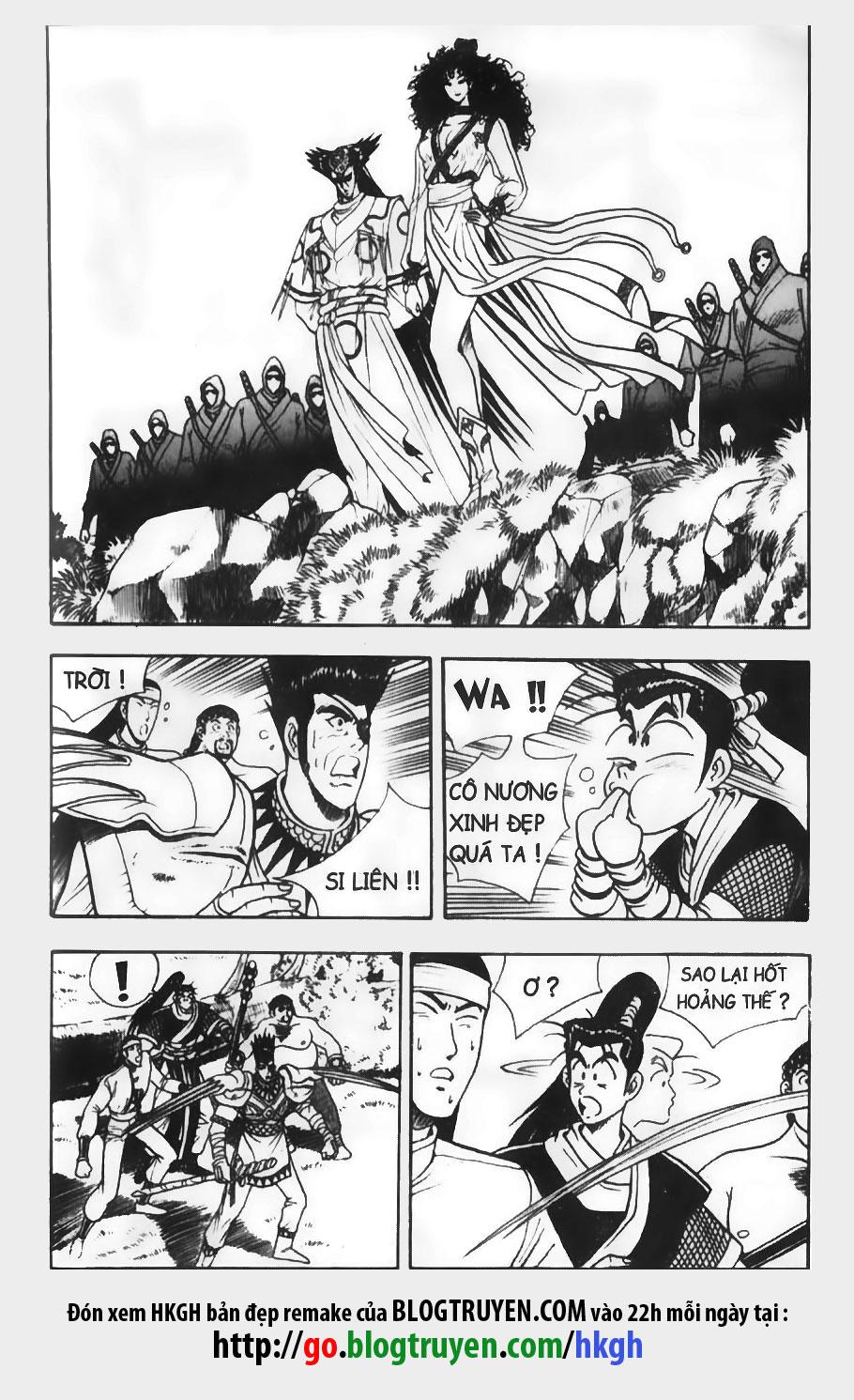Hiệp Khách Giang Hồ chap 19 page 19 - IZTruyenTranh.com