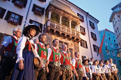 Festival under the Golden Roof in Innsbruck