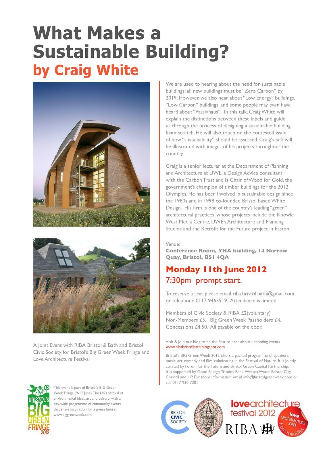 Riba Bristol And Bath The Bristol Society Of Architects