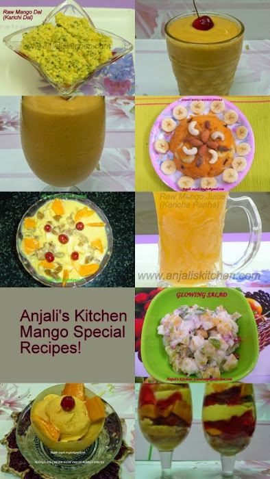 MANGO SPECIAL RECIPES