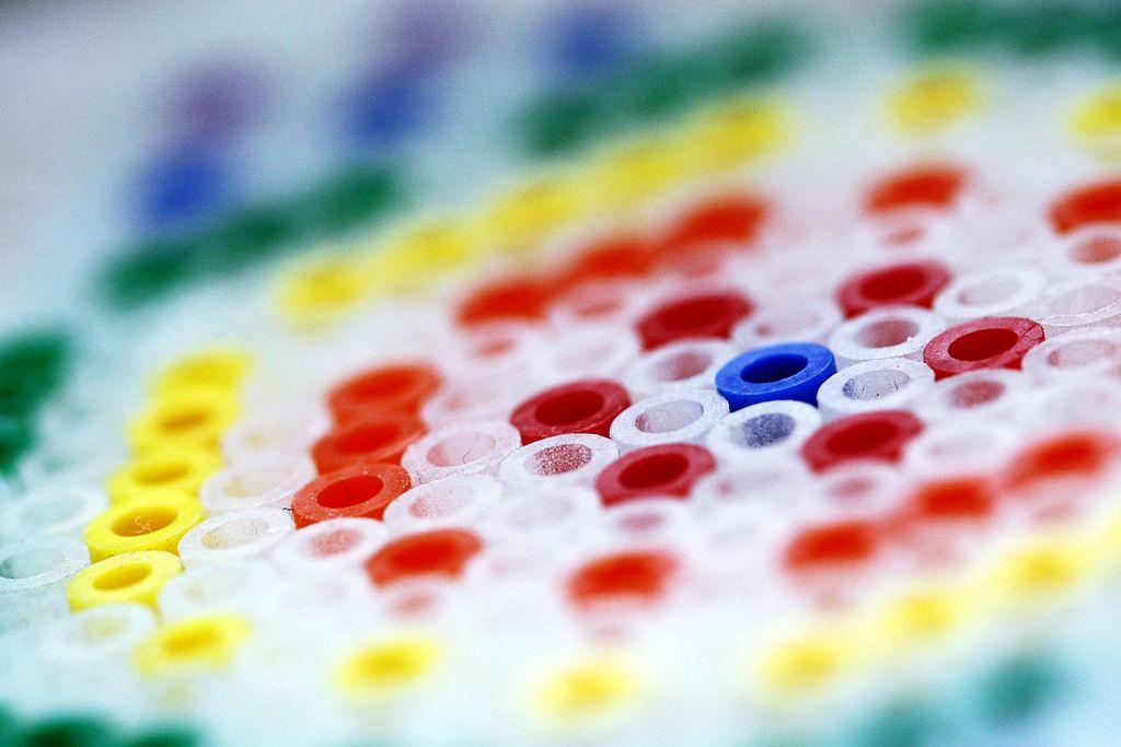 3. Rainbow colours