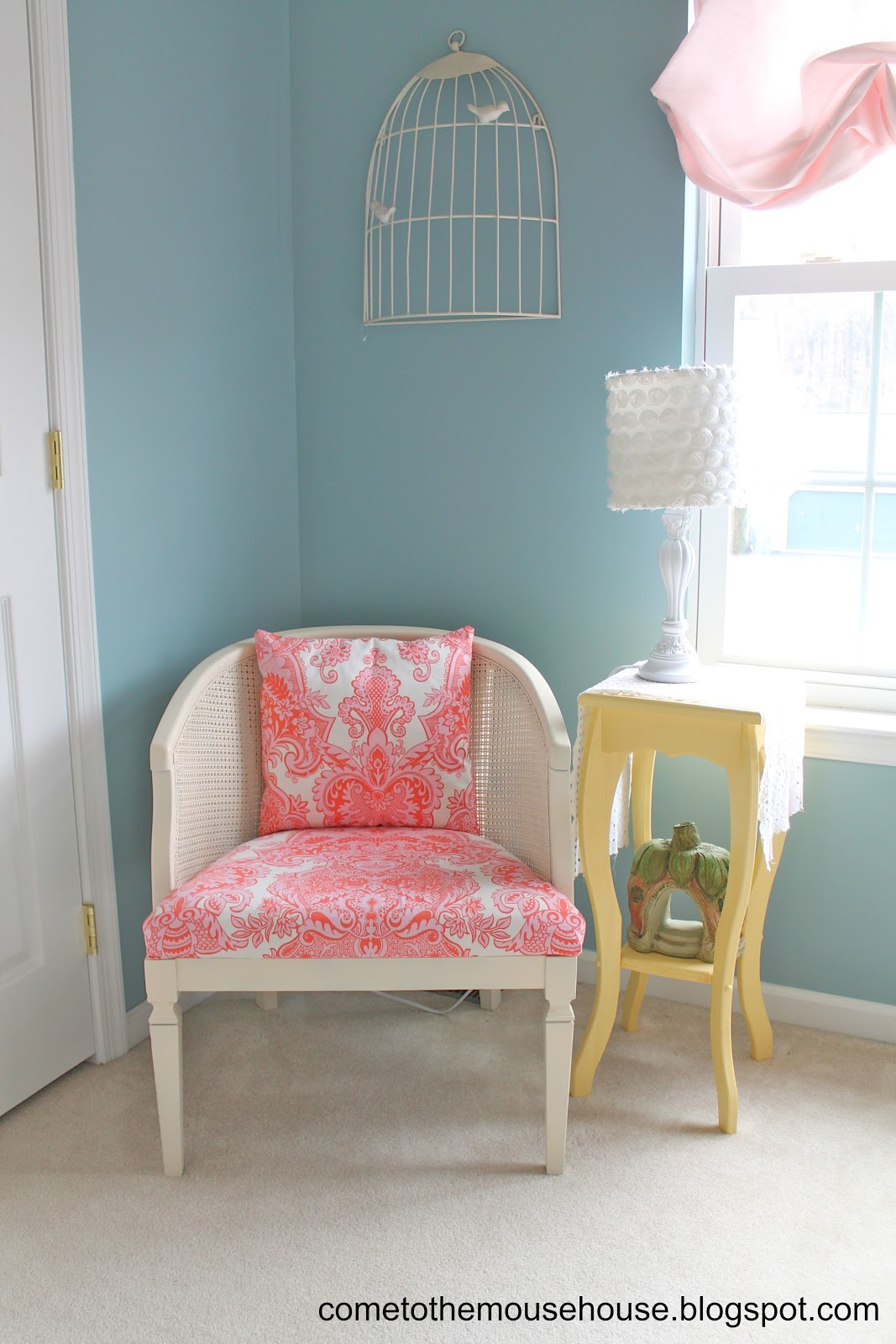 Shabby Chic Blue Paint. Baby Clothers On Shabby Chic Blue And White ...