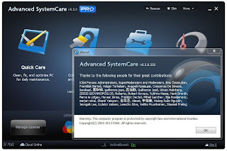 Advanced SystemCare Pro 5.2.0.222 Final