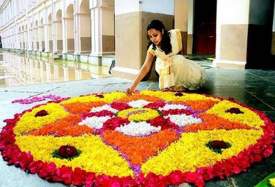 Happy Onam 2016 Wishes In English