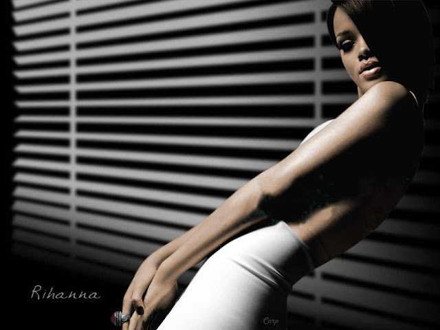Barbados Singer Rihanna wallpaper