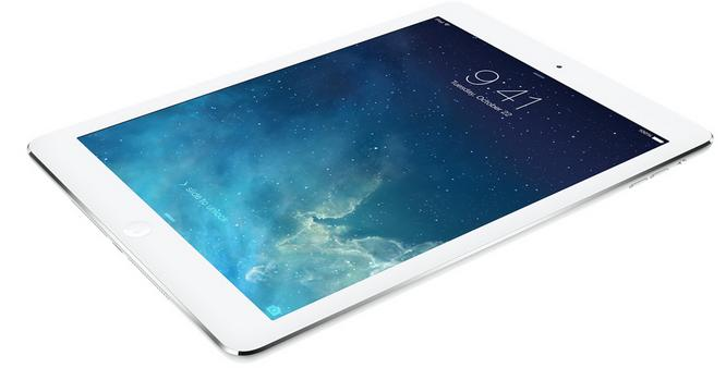 Apple iPad Air 2013 - Full tablet specifications