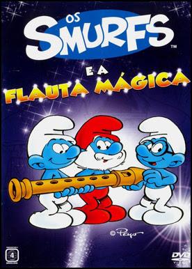 Download -  Os Smurfs e a Flauta Mágica - Dublado
