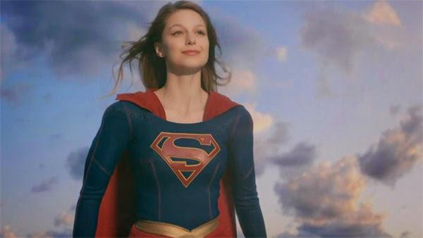 Melissa Benoist es Supergirl para la CBS
