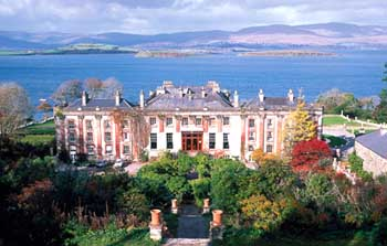 Lord Belmont In Northern Ireland Bantry House