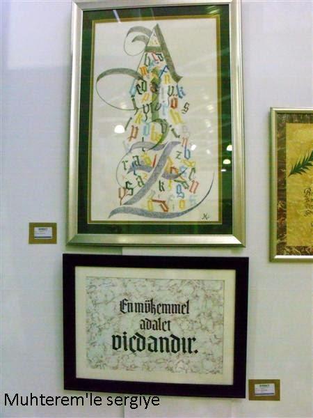 yazı sanatı kaligrafi